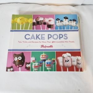 Cake pops by bakerella book